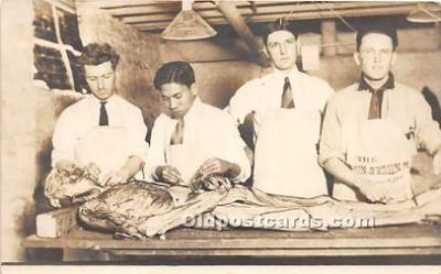 Medical Students with Cadaver