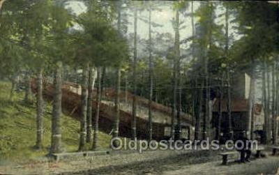 opr001016 - The theatre at the Pines, Groveland, Massachusetts, USA Opera Postcard Postcards