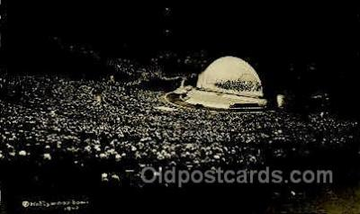 Hollywood Bowl, California USA