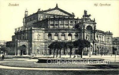 Dresden, Hgl. Opernhaus