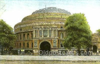The Albert Hall, London