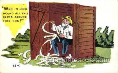 out001234 - Out House, Out Houses, Outhouse, Outhouses Postcard Postcards