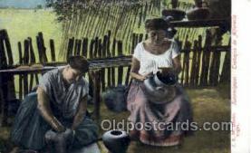 ocp001007 - Tuzamapam, Occupational Postcard Postcards