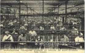ocp001025 - Gun Manufacturing Francaise D'Armes Et Cycles De Saint-Etienne, Occupational Postcard Postcards