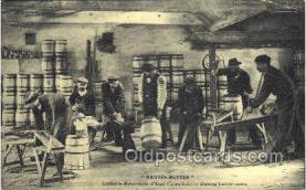 ocp001028 - Making Butter Casks, Occupational Postcard Postcards