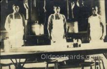 ocp001033 - Military Cooks, Occupational Postcard Postcards
