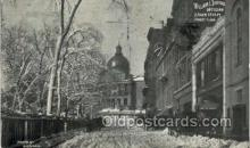 ocp001035 - William L Thomas Optician, Eye Doctor, 2 Park Street, Boston Massachusetts, Mass, USA Occupational Postcard Postcards