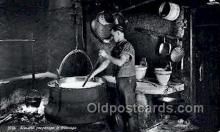 ocp001043 - Making Cheese, Occupational Postcard Postcards