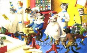ocp020002 - Barber Shop, Hair Stylist, Postcard Postcards
