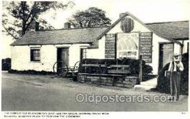 ocp030004 - Blacksmith Postcard Postcards