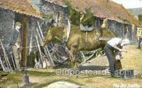 ocp030007 - Blacksmith Postcard Postcards