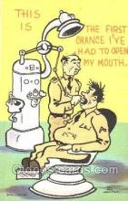 ocp040007 - Dental, Dentist, Occupational, Postcard Postcards