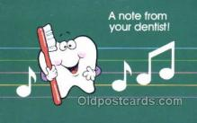 ocp040017 - Dentist Postcard Postcards