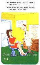 ocp040028 - Dentist Postcard Postcards