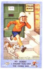ocp040030 - Dentist Postcard Postcards
