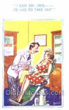 ocp040031 - Dentist Postcard Postcards