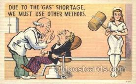 ocp040036 - Dentist Postcard Postcards