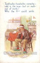 ocp040037 - Dentist Postcard Postcards