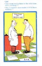 ocp050002 - Medical Doctor, Doctors, Postcard, Postcards