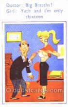 ocp050004 - Medical Doctor, Doctors, Postcard, Postcards