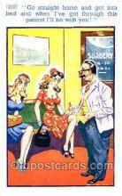 ocp050009 - Medical Doctor, Doctors, Postcard, Postcards