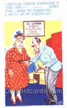 ocp050015 - Medical Doctor, Doctors, Postcard, Postcards