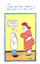 ocp050027 - Medical Doctor, Doctors, Postcard, Postcards