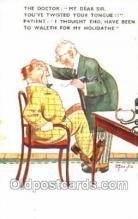 ocp050032 - Medical Doctor, Doctors, Postcard, Postcards