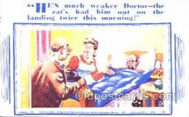 ocp050034 - Medical Doctor, Doctors, Postcard, Postcards