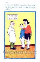 ocp050037 - Medical Doctor, Doctors, Postcard, Postcards