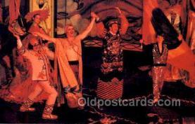ocp070005 - Magician, Magic, Postcard Postcards