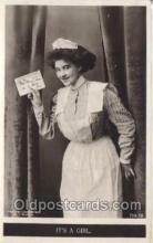 ocp080011 - J. Baumann Nurse, Nurses, Postcard Postcards