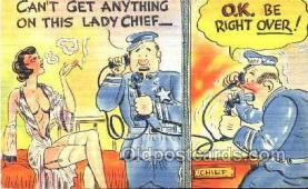 ocp090001 - Policeman, Police,  Postcard Postcards
