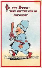 ocp100012 - Cop  Postcards Post Cards Old Vintage Antique