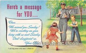 ocp100040 - Mail  Postcards Post Cards Old Vintage Antique