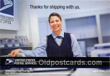 ocp100042 - United States Postal Service  Postcards Post Cards Old Vintage Antique