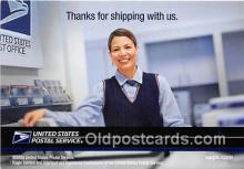 ocp100043 - United States Postal Service  Postcards Post Cards Old Vintage Antique
