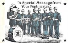 ocp100045 - Postmaster  Postcards Post Cards Old Vintage Antique