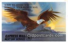 ocp100047 - Express Mail  Postcards Post Cards Old Vintage Antique