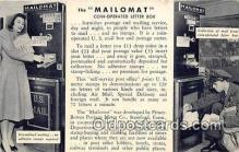ocp100048 - Mailomat  Postcards Post Cards Old Vintage Antique