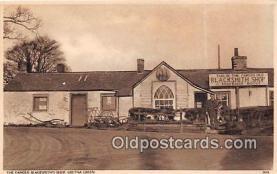 ocp100076 - Blacksmith Gretna Green, Beteen England & Scotland Postcards Post Cards Old Vintage Antique