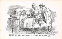 ocp100093 - Doctor Wm Standing Postcards Post Cards Old Vintage Antique