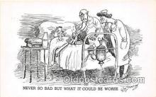 ocp100096 - Doctor Wm Standing Postcards Post Cards Old Vintage Antique