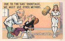 ocp100098 - Dentist  Postcards Post Cards Old Vintage Antique
