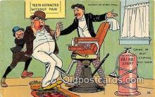 ocp100106 - Dentist  Postcards Post Cards Old Vintage Antique