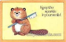 ocp100107 - Dentist  Postcards Post Cards Old Vintage Antique