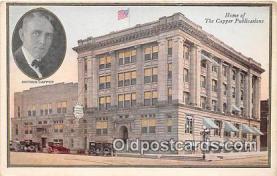 ocp100126 - Home of The Capper Publication, Arthur Capper  Postcards Post Cards Old Vintage Antique
