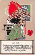 ocp100146 - Cook  Postcards Post Cards Old Vintage Antique