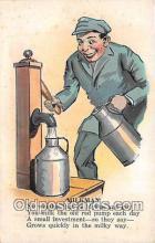 ocp100157 - Milkman  Postcards Post Cards Old Vintage Antique