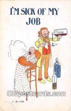 ocp100158 - Doctor  Postcards Post Cards Old Vintage Antique